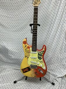 Hendrix Strat Electric Guitar