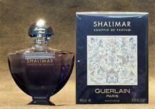 GUERLAIN SHALIMAR SOUFFLE DE PARFUM  EAU DE PARFUM  90ml - 3.0fl.oz  RARE