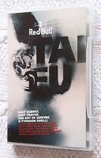 RED BULL: TAI FU- THE ART OF SURFING, A TYPHOON SWELL! (DVD) R-ALL, LIKE NEW