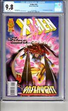 X Men #53 (1996) CGC 9.8 W/P '1st...FULL..App...ONSLAUGHT! Kubert C & A !