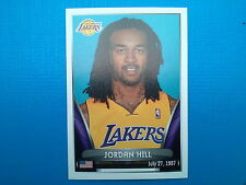 2014-15 Panini NBA Stickers Collection N.364 Jordan Hill Los Angeles Lakers