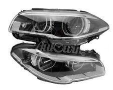 BMW 5 SERIES F10 LCI F11LCI FULL LED ADAPTIVE HEADLIGHT LH & RH SIDE GENUINE NEW