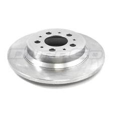 Disc Brake Rotor Rear Parts Master 126218