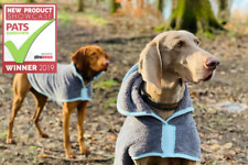 Henry Wag Microfibre Drying Coats