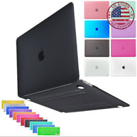 """Rubberized / Crystal Clear Hard Case+ Keyboard Cover for MacBook Retina 12"""" Inch"""