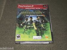 Syphon Filter: The Omega Strain (Sony PlayStation 2, 2004) Brand New!!!!