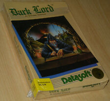 DARK LORD ~ Commodore 64 C64 DISK ~ OVP/BOXED ~ NEU/SEALED COLLECTIBLE ~ english