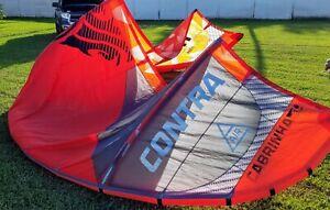 Cabrinha Contra 17m - Very Good condition - kite kiteboard kitesurfing