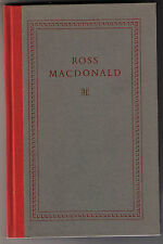 Ross MacDonald Collection of Reviews Signed Limited