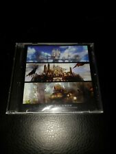 Final Fantasy Xiv A Realm Reborn Sounds Of Eorzea Special Soundtrack Music Cd