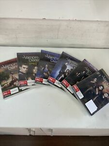 The vampire diaries complete season 1-6 the complete series 1 2 3 4 5 6