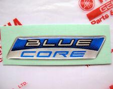 ORIGINAL Yamaha BLUE CORE EMBLEM-Aufkleber-STICKER-Emblème-HRC-Decal-LOGO
