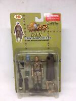 1//18 INTOYZ GERMAN INFANTRY WITH RIFLE bbi gijoe action man ultimate soldier