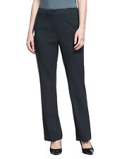 """BNWT M&S Collection Charcoal Grey Straight Leg Flat Front Trousers 20 Leg 30.5"""""""