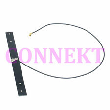 GPRS GSM 3G WLAN 2dBi wifi Internal antenna U.fl IPX 9inchs cable PCB mount