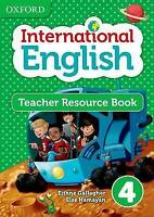 Oxford International Primary English Teacher Resource Book 4 by Gallagher, Eithn