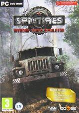 Spintires: OFFROAD Truck Simulator-Nuova Edizione (PC DVD)