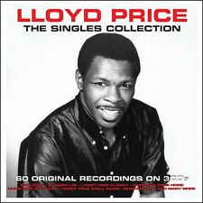 Lloyd Price SINGLES COLLECTION Best Of 60 Songs ESSENTIAL Greatest Hits NEW 3 CD