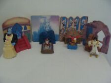 4 x McDonald's Happy Meal Toys - ALADIN - COMPLET 4/4 - 1997 - (3)