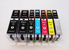PGI270 XL CLI271XL Ink Cartidge for Canon Pixma MG7720 5722 MG6822 6820 5720-7Pk
