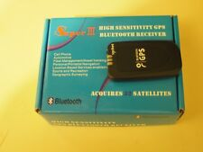 Super 3 High Sensitivity GPS Bluetooth Receiver