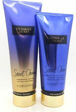 Victoria's Secret New! Secret Charm Hand & Body Cream + Lotion Gift Set