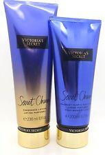 Victoria's Secret Nuevo! Secret Charm Mano & Cuerpo Loción + Crema Conjunto de Regalo
