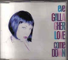 Eve Gallagher- Love Come down cd maxi single 7 tracks