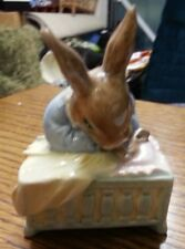 Royal Doulton New Baby Bunnykins Figurine Excellent Condition FREE P&P