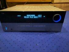 Harman Kardon receiver AVR 240; 5.1+6.1 +7.1; schwarz, silber; Heimkino,
