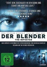 Der Blender - The Imposter Adam O'Brian  DVD Neu!