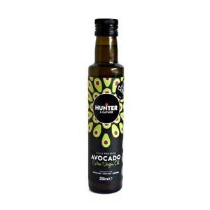 Hunter & Gather Pure Pressed Extra Virgin Avocado Oil 250ml Low Carb Keto Paleo