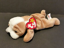 Wrinkles the dog - 1996 TY Beanie Babies (PVC PELLETS)