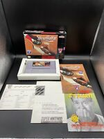 HardBall III (Super Nintendo, 1994) SNES - AUTHENTIC Complete W/ All Inserts