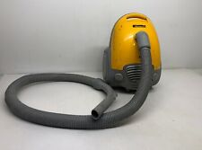 Kenmore 721 Yellow Bagless Compact Canister Vacuum 721.26082601