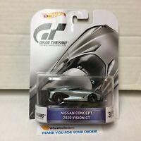 Hot Wheels Gran Turismo Nissan Concept 2020 Vision GT | eBay