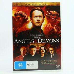 Angels & Demons DVD 2009 Tom Hanks Ewan McGregor DVD GC