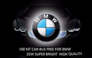BMW  CANBUS ERROR FREE KIT  H7  8000K   300% MORE LIGHT ON THE ROAD UK SELLER