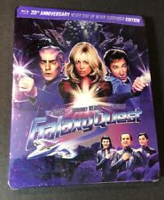 Galaxy Quest [ 20th Anniversary Limited Edition Steelbook ] (Blu-ray Disc) New
