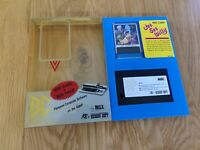Jet Set Willy MSX Cartridge Card - Bee pack Hudson Soft - Rare Vintage Computing