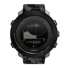 SUUNTO TRAVERSE ALPHA CONCRETE WITH CAMO STRAP - SS023446000
