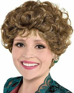 amscan Party City Sassy Senior Wig Halloween Costume Accessory for Adults,...