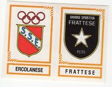 figurina CALCIATORI PANINI 1982/83 NEW numero 594 ERCOLANESE FRATTESE