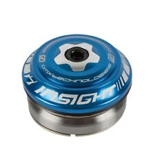 """INSIGHT BMX INTEGRATED HEADSET 1"""" 1/8 TO 1'' BLUE"""