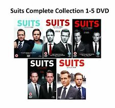 Suits Suites Complete Series Collection 1-5 DVD All Seasons 1 2 3 4 5 UK New