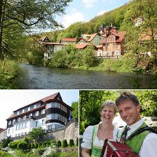 Kurzurlaub im Harz + Halbpension 4 Tage Urlaub Hotel Harzer Jodlermeister Thale