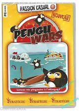 PENGU WARS jeu video de startégie pingouins passion casual PC ordinateur neuf