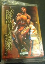 $500.00 (40) Lebron James Rookies REDEEMED 2003 UPPER DECK #16-55 SEALED RC's #1