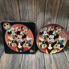MICKEY MOUSE 1995 DISNEYANA COLLECTABLE CONVENTION PLATE LIMITED ED. DISNEY GIFT
