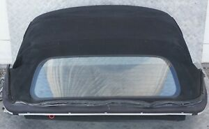 BMW Z4 Series E85 Roadster Convertible Rear Retractable Folding Soft Top Roof